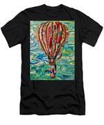 Hang In Theair Men's T-Shirt (Athletic Fit)