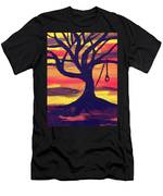 Hanging Tree Men's T-Shirt (Athletic Fit)
