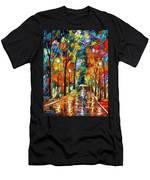 Happiness From Nature Men's T-Shirt (Athletic Fit)
