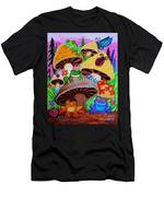 Happy Frog Valley Men's T-Shirt (Athletic Fit)