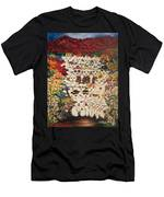 Flying Lamb Productions          Harmony Creative Village Group Portrait Men's T-Shirt (Athletic Fit)