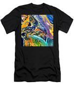 Hawk Vision  Men's T-Shirt (Athletic Fit)
