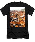 Heidelberg Cityscape Men's T-Shirt (Athletic Fit)