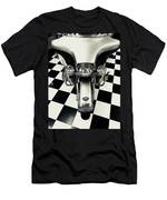 Here In The Headlights Men's T-Shirt (Athletic Fit)