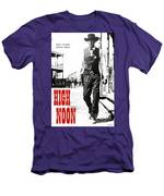 High Noon, Gary Cooper Men's T-Shirt (Athletic Fit)