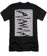 Highway Through The Wormhole Men's T-Shirt (Athletic Fit)