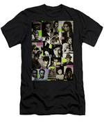 Hipster Men's T-Shirt (Athletic Fit)