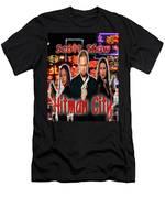 Hitman City Men's T-Shirt (Athletic Fit)