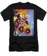 Holy Week Flowers 2017 4 Men's T-Shirt (Athletic Fit)