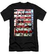 Hong Kong Apartment 1 Men's T-Shirt (Athletic Fit)