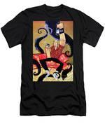 Hunter S. Thompson Men's T-Shirt (Athletic Fit)