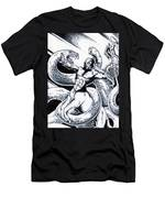 Imminent Death Men's T-Shirt (Athletic Fit)
