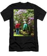 In The Lilac Garden Men's T-Shirt (Athletic Fit)