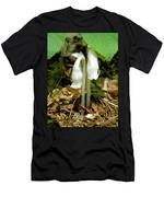 Indian Pipes - Monotropa Uniflora Men's T-Shirt (Athletic Fit)