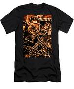 Instrumental Abstract Men's T-Shirt (Athletic Fit)