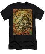 Intervention 7 Men's T-Shirt (Athletic Fit)