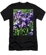 Irises Princess Royal Smith Men's T-Shirt (Athletic Fit)