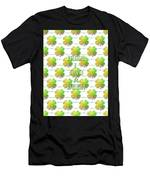 Irish I Had A Beer Typography Men's T-Shirt (Athletic Fit)