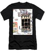 Irish Pub Men's T-Shirt (Athletic Fit)