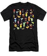 Its 5  Oclock Somewhere Cocktails Men's T-Shirt (Athletic Fit)