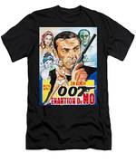 James Bond Dr.no 1962 Men's T-Shirt (Athletic Fit)