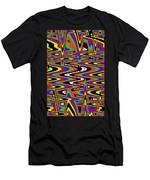 Jancart Drawing Abstract #8455ws Men's T-Shirt (Athletic Fit)