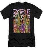 Jancart Drawing Abstract #8455wtpc Men's T-Shirt (Athletic Fit)