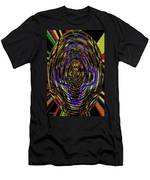 Jancart Drawing Glass 8455dwtpcg Men's T-Shirt (Athletic Fit)