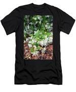 Jasmine In Bloom Men's T-Shirt (Athletic Fit)