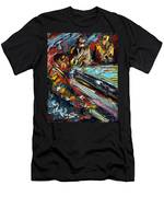 Jazz Tunes Men's T-Shirt (Athletic Fit)