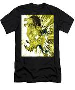 Jd And Leo- Inverted Gold Men's T-Shirt (Athletic Fit)