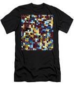 Jigsaw Abstract Men's T-Shirt (Athletic Fit)