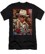 John Lee Hooker Men's T-Shirt (Athletic Fit)