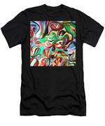 Jungla  Men's T-Shirt (Athletic Fit)