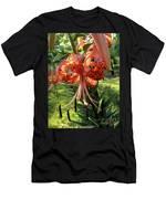 Just Open Men's T-Shirt (Athletic Fit)