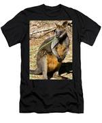 Just Snacking Men's T-Shirt (Athletic Fit)