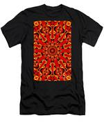 Kaleidoscope 89 Men's T-Shirt (Athletic Fit)