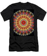 Kaleidoscope No.5 Men's T-Shirt (Athletic Fit)