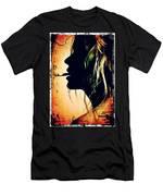 Kate Moss Men's T-Shirt (Athletic Fit)
