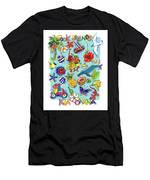 Kia Orana Cook Islands Men's T-Shirt (Athletic Fit)