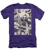 Kill The Music Industry Men's T-Shirt (Athletic Fit)