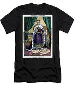 King Andrew The First Men's T-Shirt (Athletic Fit)