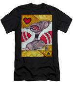 King Of Heartbreak Men's T-Shirt (Athletic Fit)