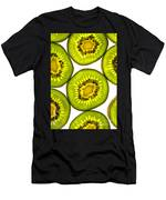 Kiwi Fruit Men's T-Shirt (Athletic Fit)