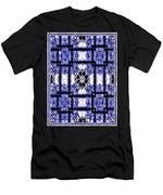 Kneel At The Cross Men's T-Shirt (Athletic Fit)