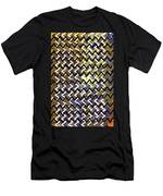 L T Z Abstract Men's T-Shirt (Athletic Fit)