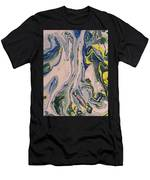 Lake Swirl 3 Men's T-Shirt (Athletic Fit)
