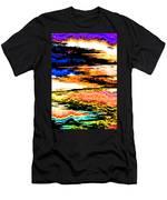Landscapes Men's T-Shirt (Athletic Fit)