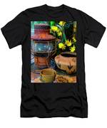 Lantern With Baskets Men's T-Shirt (Athletic Fit)