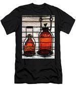 Lanterns Still Life Men's T-Shirt (Athletic Fit)